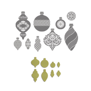 Ornamentkeepsakebundle