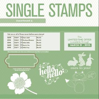 Single Stamps 3