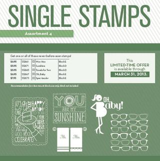 Single stamps 4