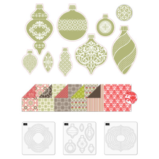 Ornaments stamp set