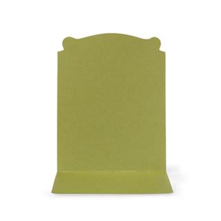 Card base pop 'n cuts