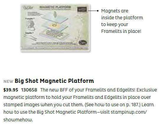 Magnetic platform1