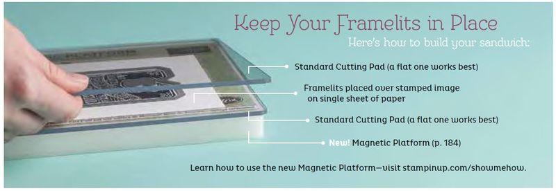 Magnetic platform2