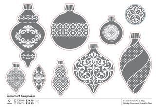 Ornament keepsakes SS