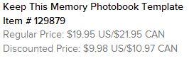Photobook text