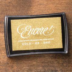 Gold Encore Pad