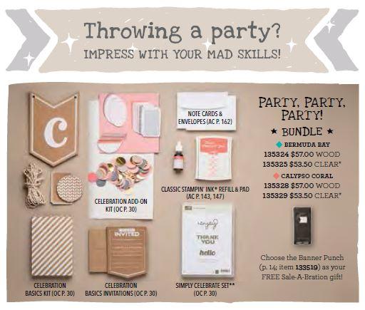 Party Bundle