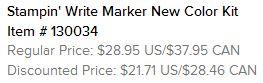 Marker Kit TExt