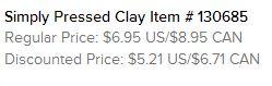 Clay text