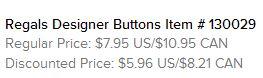 Buttons TGext