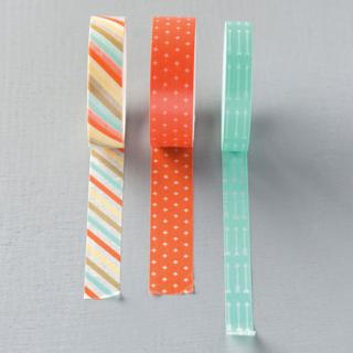 Retro Fresh Washi Tape
