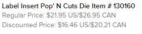 Pop 'n Cuts Insert