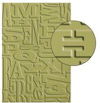 Alphabet Press EF