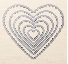 Hearts Collection Framelits