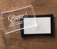 Silver Metallic Encore Pad