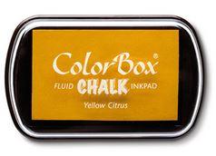 Citrus Chalk Pad