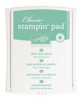 Mint Macaron Stamp Pad