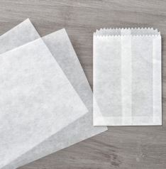 Glassine Sheets