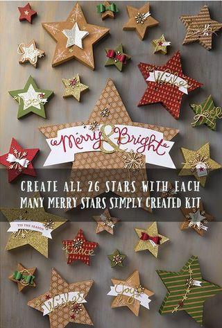 Many Merry Stars Kits 2