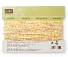 Crushed Curry Baker's Twine