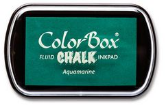 Aquamarine Chalk Pad
