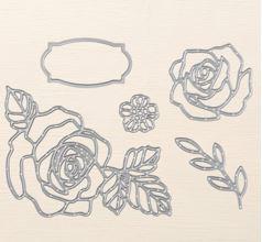 Rose Garden Framelits