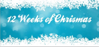 Banner for 12 Weeks of Christmas