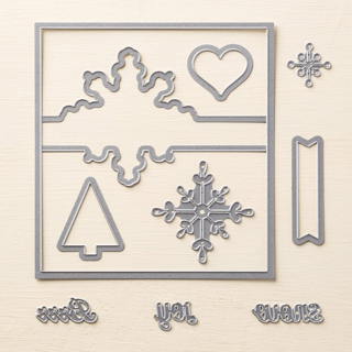 Snowflake Thinlits