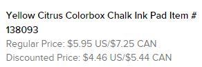 Citrus Chalk Pad Text