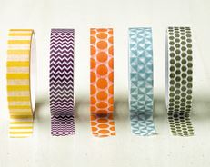 In-Color Washi Tape