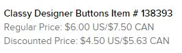 Buttons Text