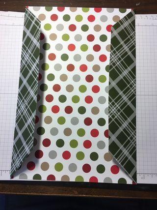 Double Pocket Fold 6