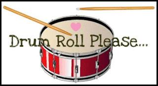 Drumroll-please