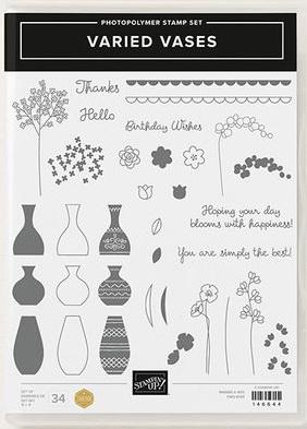 Varied Vases 1