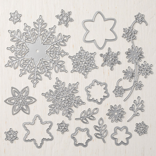 Snowfall Thinlits