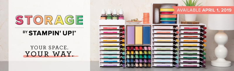 Storage by Stampin' Up