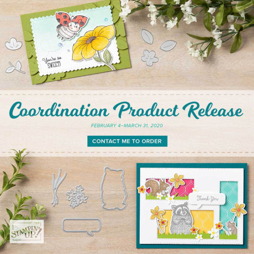 Coordinationg Product Release