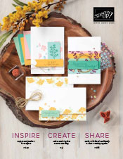 2020-2021 Stampin' UP Annual Catalog