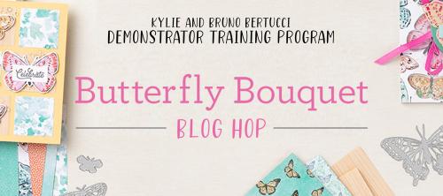 Butterfly Bouquet Headliner